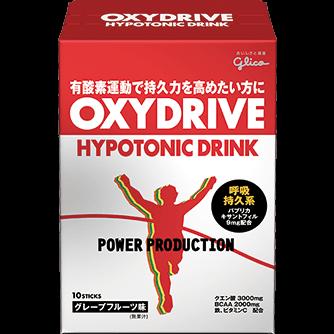 グリコ オキシドライブ ハイポトニックドリンク - 0