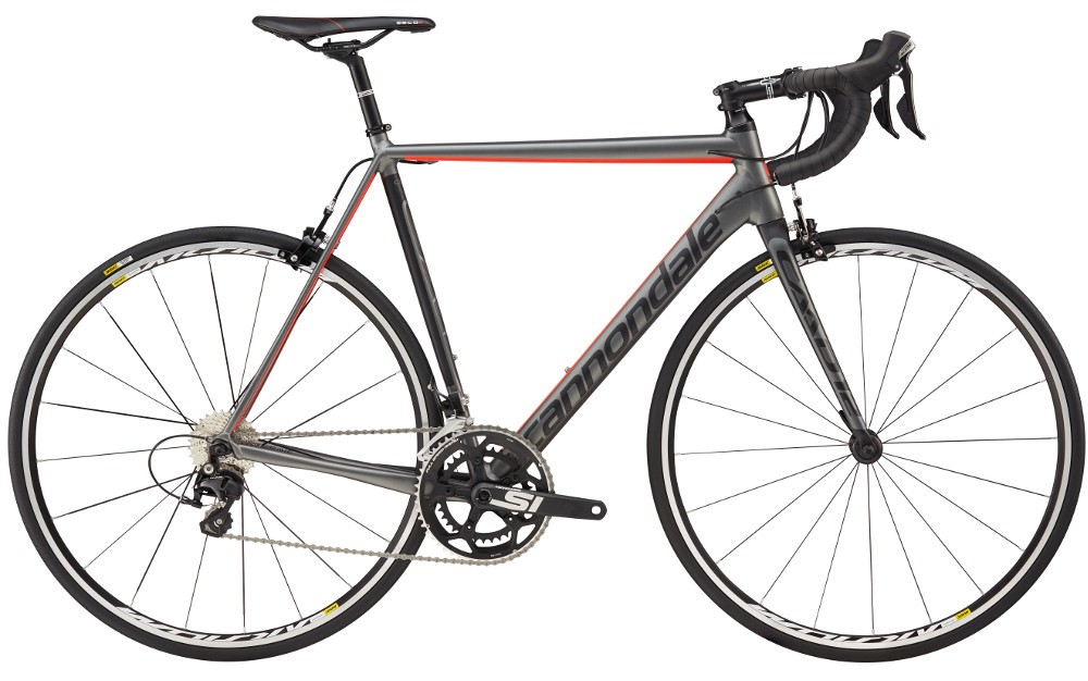 cannondale CAAD12 105 BQR 2017 - 0