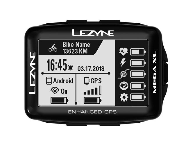 LEZYNE MEGA XL GPS - 2