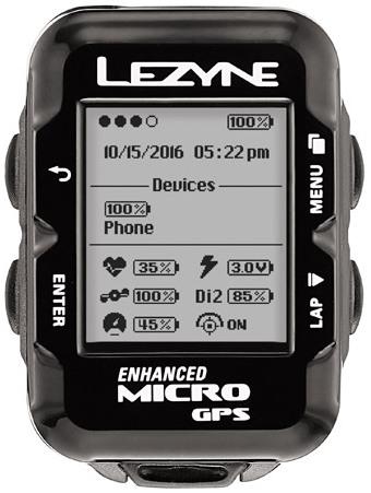 LEZYNE MICRO GPS - 0