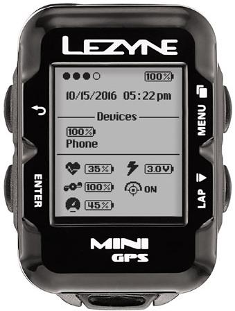 LEZYNE MINI GPS - 0