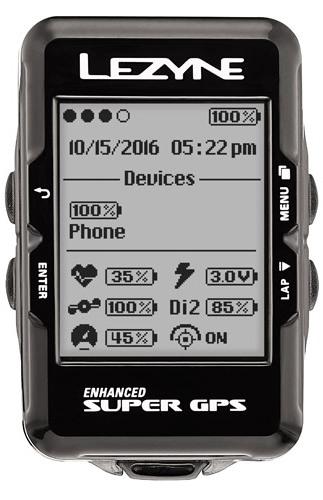 LEZYNE SUPER GPS - 0