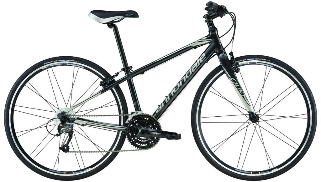 cannondale Quick 4 レンタル - 0