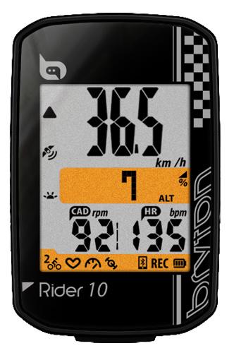 Bryton Rider 10 - 0