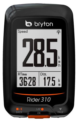 Bryton Rider 310 - 0