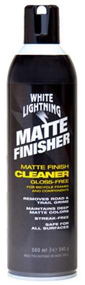 ホワイトライトニング マット フィニッシャー - 0