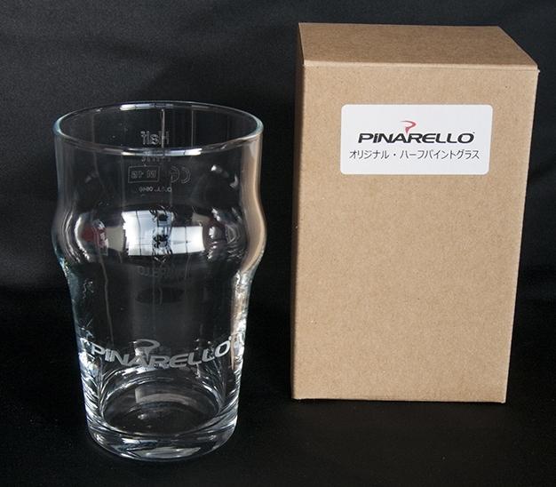 PINARELLO ピナレロ ハーフパイントグラス - 0