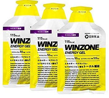 WINZONE ENERGY GEL マスカット風味 - 1