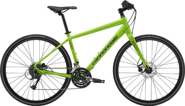 cannondale QUICK DISC 4 GRN - 0