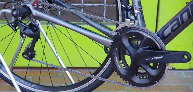 cannondale CAAD12 105MIX INFINITY INFINITY Original - 1