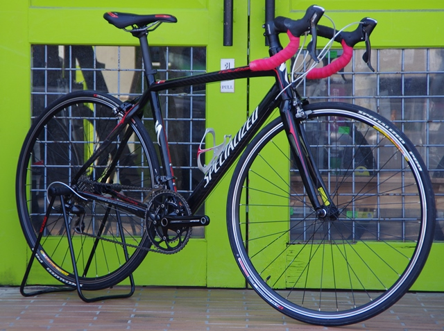 SPECIALIZED ROUBAIX COMPACT USED - 0