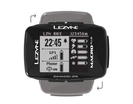 LEZYNE MACRO PLUS GPS - 0