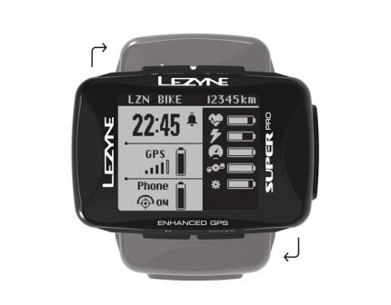 LEZYNE SUPER PRO GPS - 0