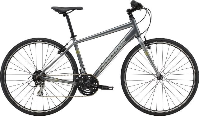 cannondale Quick 7 2019 GRY - 0