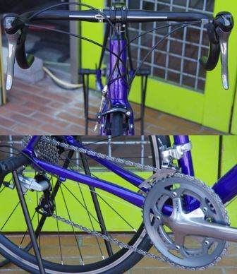 cannondale CAAD OPTIMO 105MIX ULV INFINITY Original - 1