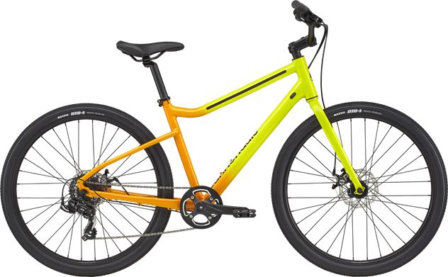 cannondale Treadwell 3 Ltd Highlighter - 0