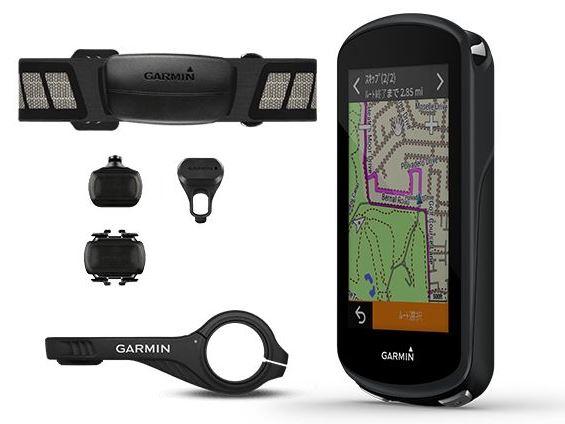 GARMIN Edge 1030 plus セット - 0