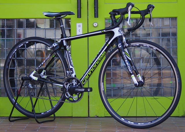 cannondale SYNAPSE CARBON Tiagra (USED) - 0